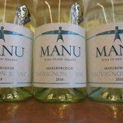 2018 Manu Sauvignon Blanc