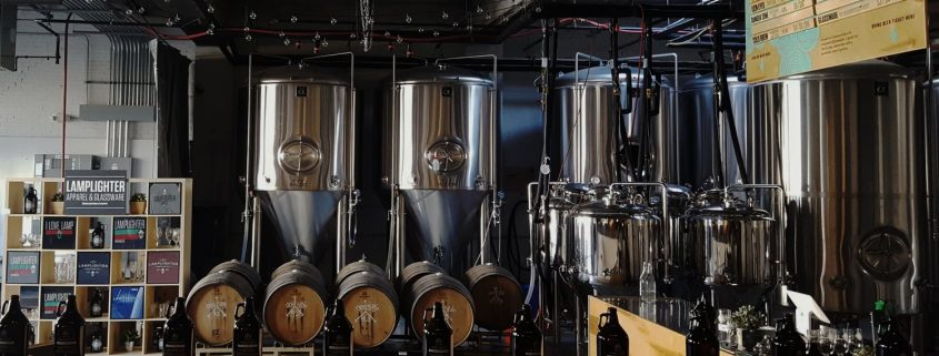 Brewery of the Month: Lamplighter Brewing Co.