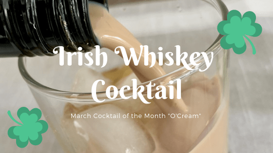 Irish Whiskey Cocktail